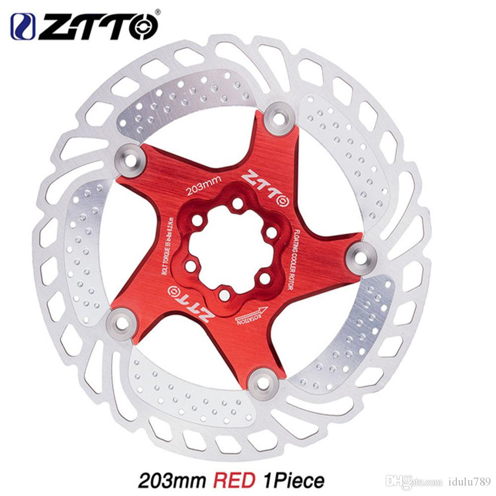 Mountain MTB Bike 160mm Floating Disc Road Bike Aluminum Brake Disc 6 Bolt Rotor