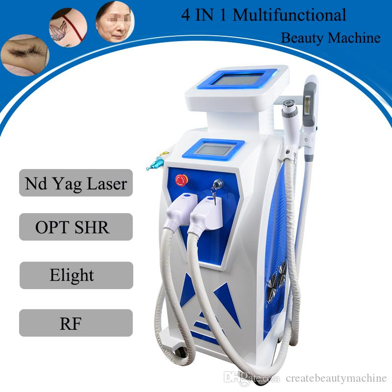 Best Price Opt Shr Hair Removal Machine Ipl Rf Skin Treatment Nd