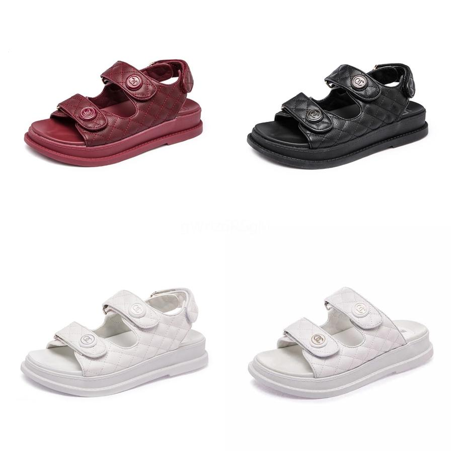 WomenS Ladies Flat Sandals Ankle Buckle