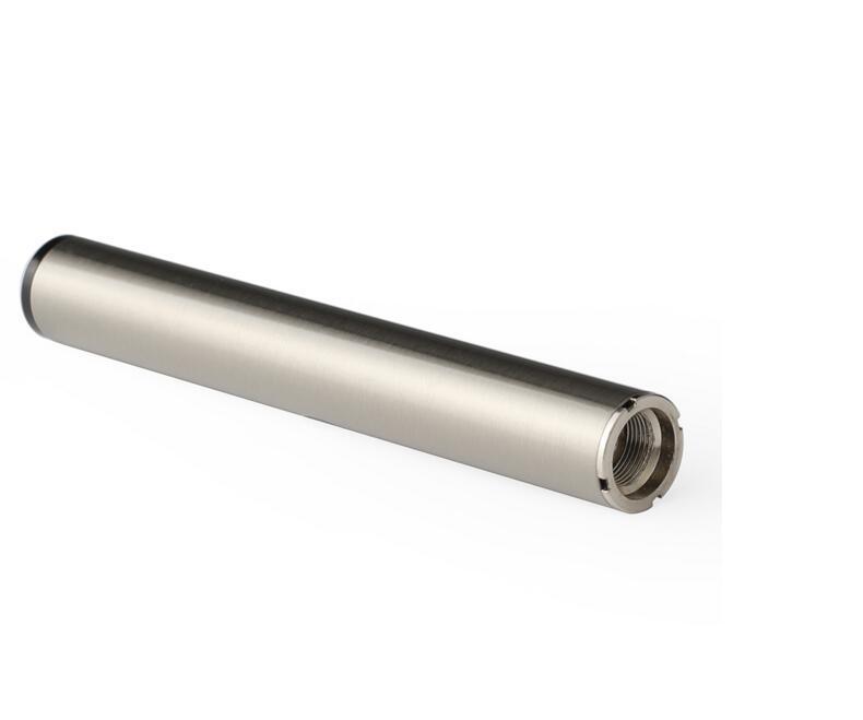 batteria penna cartuccia intelligente Vape 350mAh nero argento penna penna Vape vaporizzatore auto soffio di fumare ricaricabile M3 batteria DHL