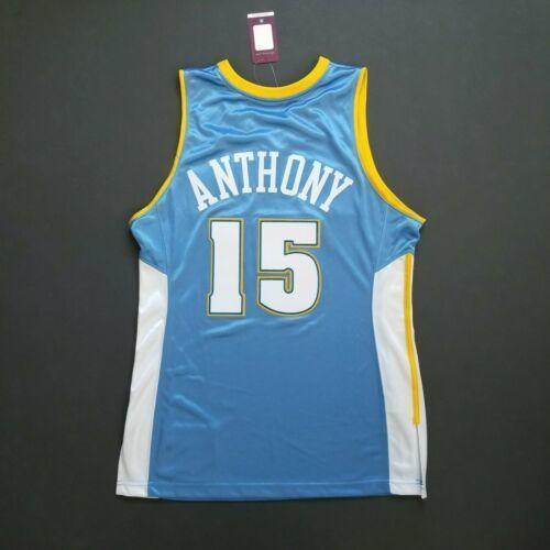 100% cucita Carmelo Anthony Mitchell Ness 03 04 Jersey formato XS-5XL Mens Ragazzini economici pullover di Top Basketball