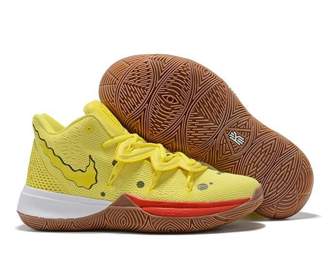 Kyrie 5 Arrival Mens Kyrie Shoes