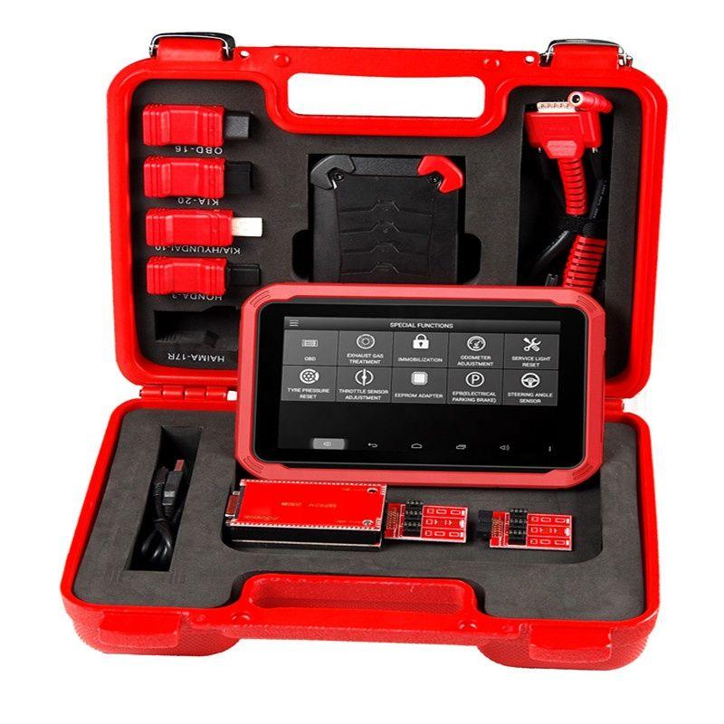Самое лучшее качество Оригинальное XTOOL X100 PAD Те же функции, X300, X100 Pad Auto Key Programmer Одометрах Настройка обновления онлайн