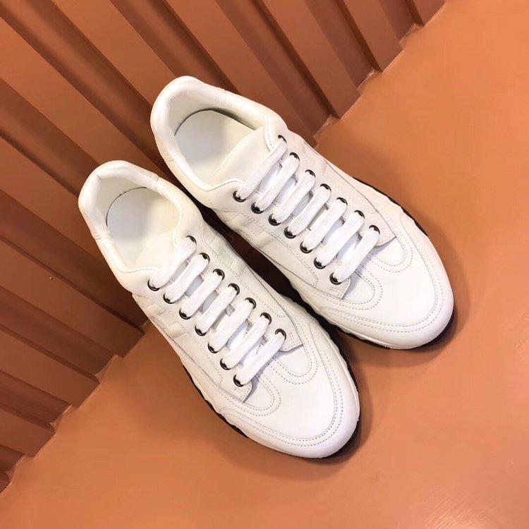 casuale qualità superiore mens scarpe da tennis scarpe di cuoio 20.200.311-452 * 1317 ZZX4