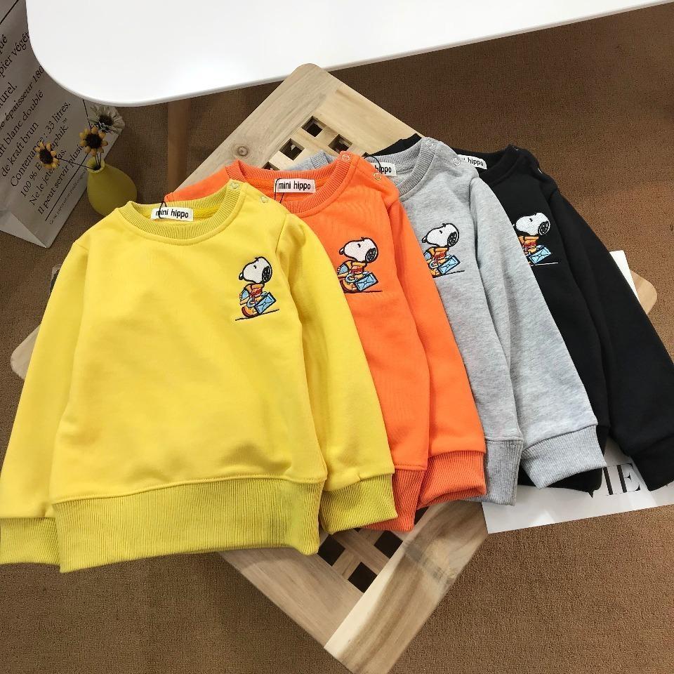 05TZkids chandail de haute qualité de mode confortable enfants à manches longues chandail 2020 nouveaux enfants de vêtements printemps et automne