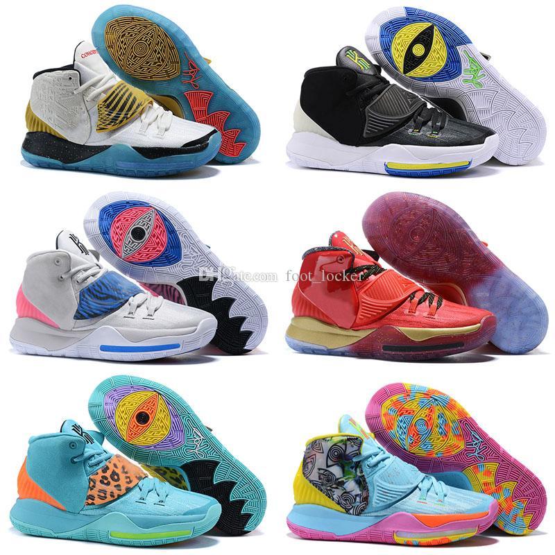 Nike Kyrie 6 Kids Foot Locker
