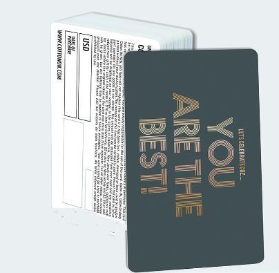 Großhandel Hf 13 56mhz Kundenspezifisches Drucken Der Nfc Rfid Visitenkarte Von Hellen8599 291 55 Auf De Dhgate Com Dhgate