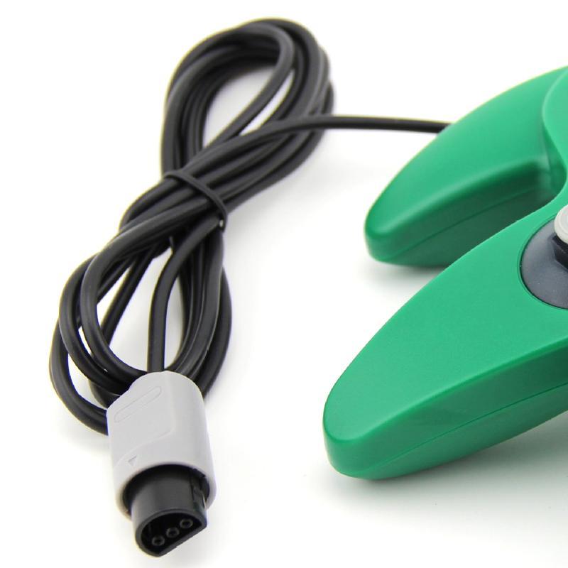 Spiel Zubehör für PC Computer Gamepad Wired Controller Joystick Joypad für Gamecube Für Nintend N64-Controller