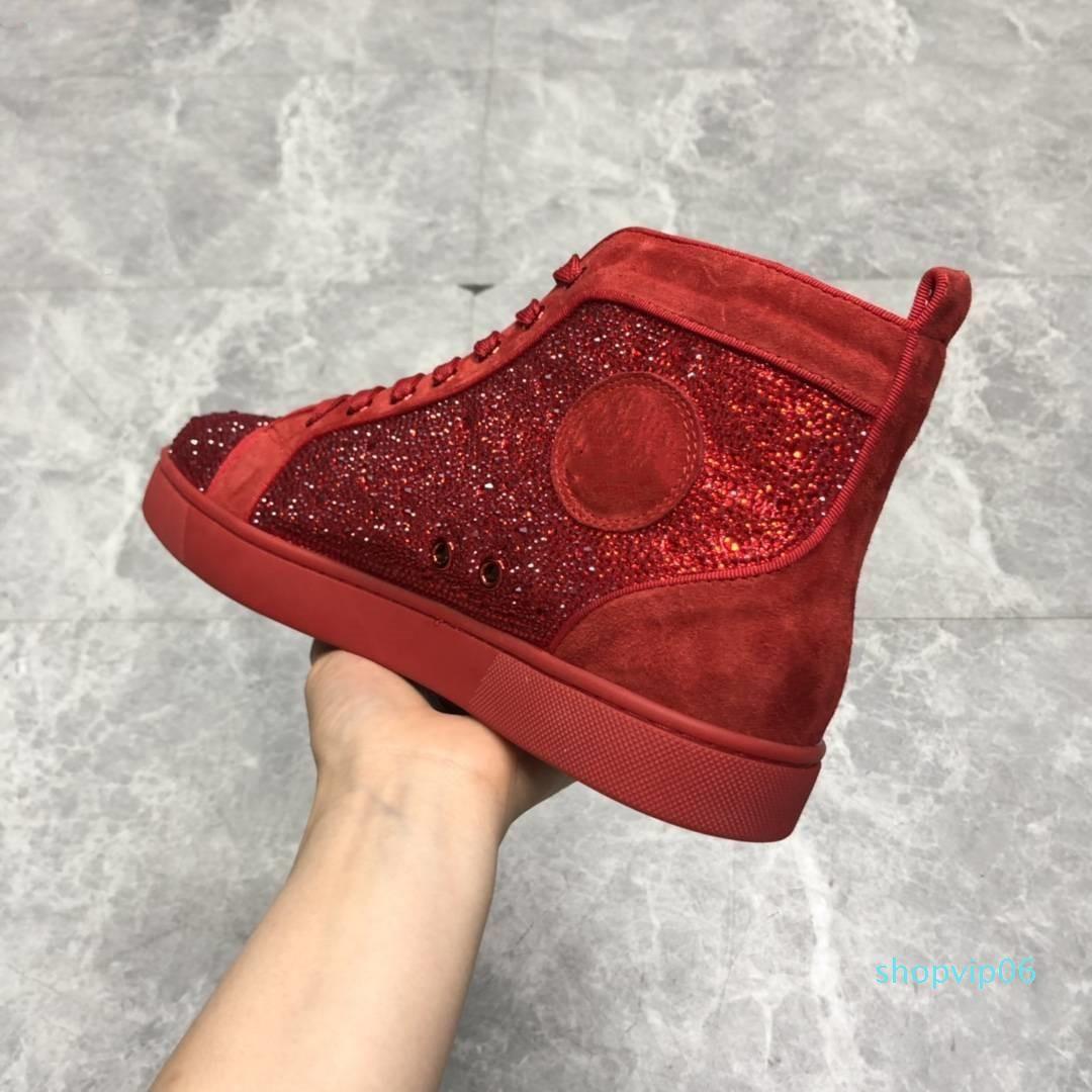 2019 Platform New Designer Luxury Plush