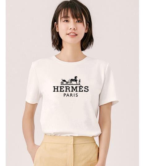19SS la camiseta de las mujeres en blanco y negro de los hombres de color rojo de la camiseta de manga corta Top ST13