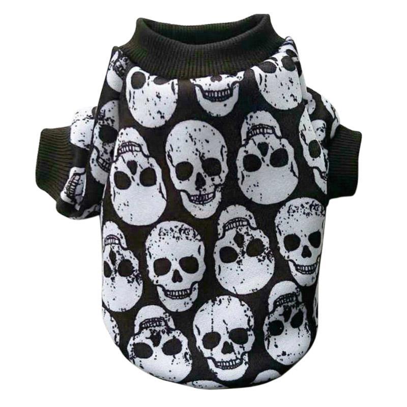 Para Cães de pelagem do cão Roupa Dogs Casacos roupas de algodão para Puppy Cat Dog Small Dog Pet Hooides Chihuahua Roupa 35 S1