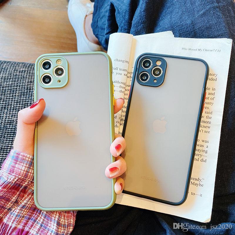 بلوري BW10 الغطاء الخلفي للiphone11pro قضية حماية الهاتف المحمول