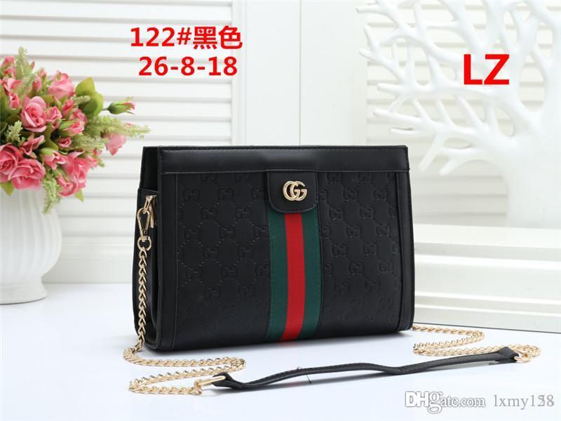 2020Hot Vender más nuevas mujeres del estilo del bolso del mensajero de los bolsos de totalizadores vagabunda Compuesto bolso del hombro Bolsas Pures44 A128