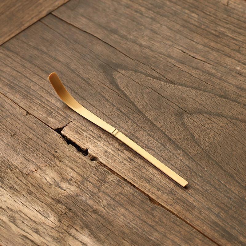 Cerimonia New Bamboo Matcha Scoop Matcha Japanese Tea cucchiaino Accessori Matcha cucchiaino cucchiaio