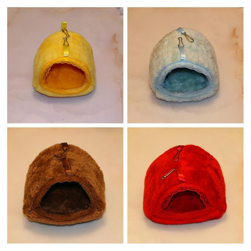Арктический байковые Хомяк попугай Рен Майна пройти зимой Птичье гнездо сахар планер согреться во хлопок гамак