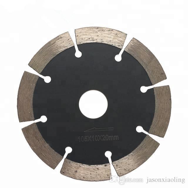 D105-230mm Hot Pressed Sintered Diamond Saw Blades Segmented Wet Dry Cutting Disc for Granite Marble Procelain Ceramic Tiles