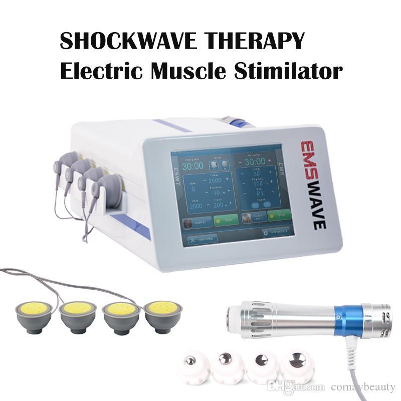 onda de choque ESWT Radial ccsme onda de choque máquina de terapia física para el dolor de cuerpo alivio / shock onda thrapy máquina para ED