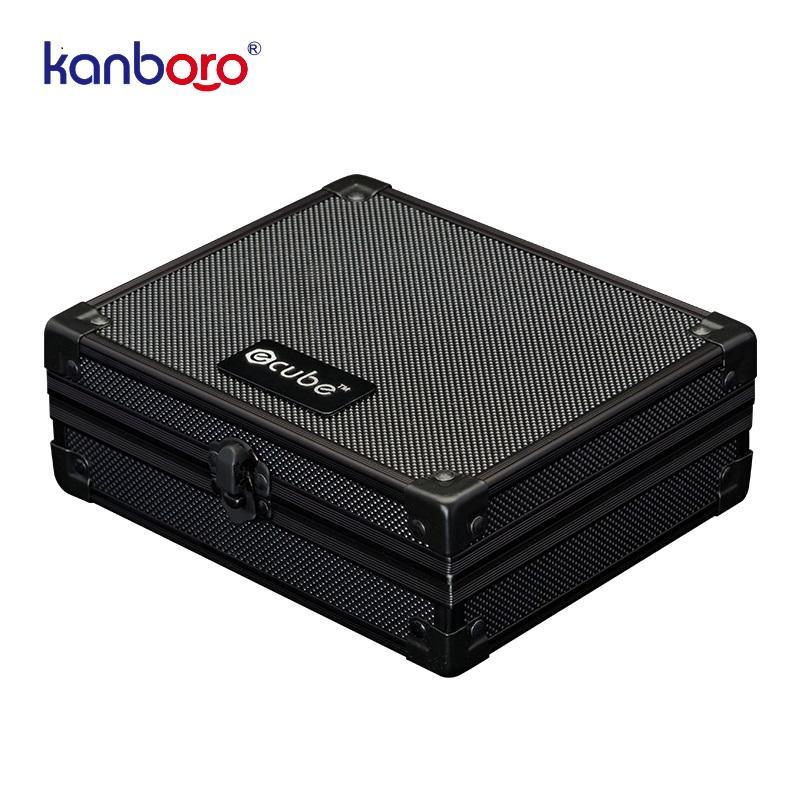Moda eCube DAB kit de filtro de agua de cristal pelele también para Kanboro E-pipa de uñas 510 Nail eCube H-Plus enail