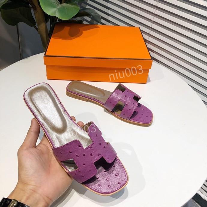 Hermes shoes 2020 Terlik Sandalet Tasarımcı Slayt En İyi Kalite Tasarımcı Ayakkabı shoerx200428 tarafından Terlikler Loafers Kadınlar Huaraches