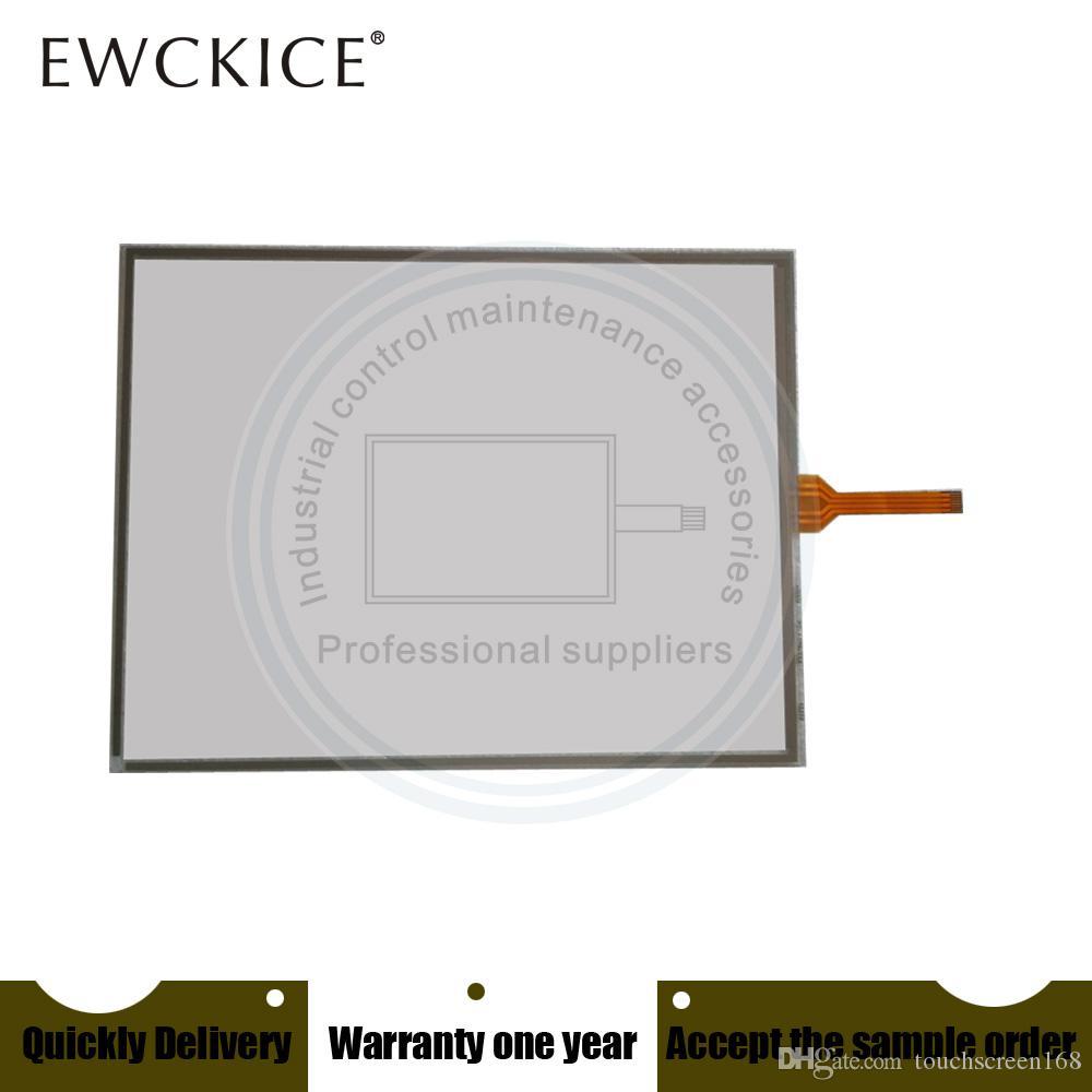 Orijinal YENİ FT-AS00-15A UP-MF13-B PLC HMI Sanayi dokunmatik ekran paneli membran dokunmatik