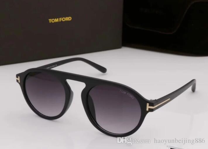 Lüks üst qualtiy Adam Kadın Için Yeni Moda TF Tom Güneş Gözlüğü Erika gözlük orijinal kutusu ile 925 ford Tasarımcı Marka Güneş Gözl ...
