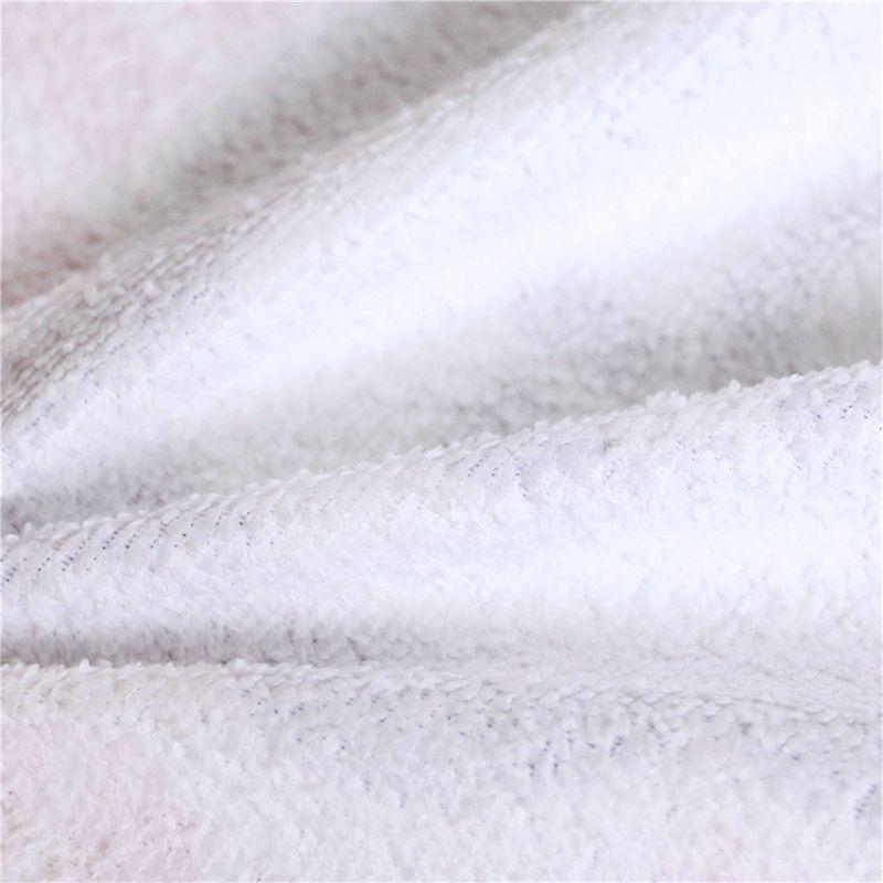 Toalla de microfibra serie de playa con morral del lazo Yoga Deportivo Manta Natación toalla de baño