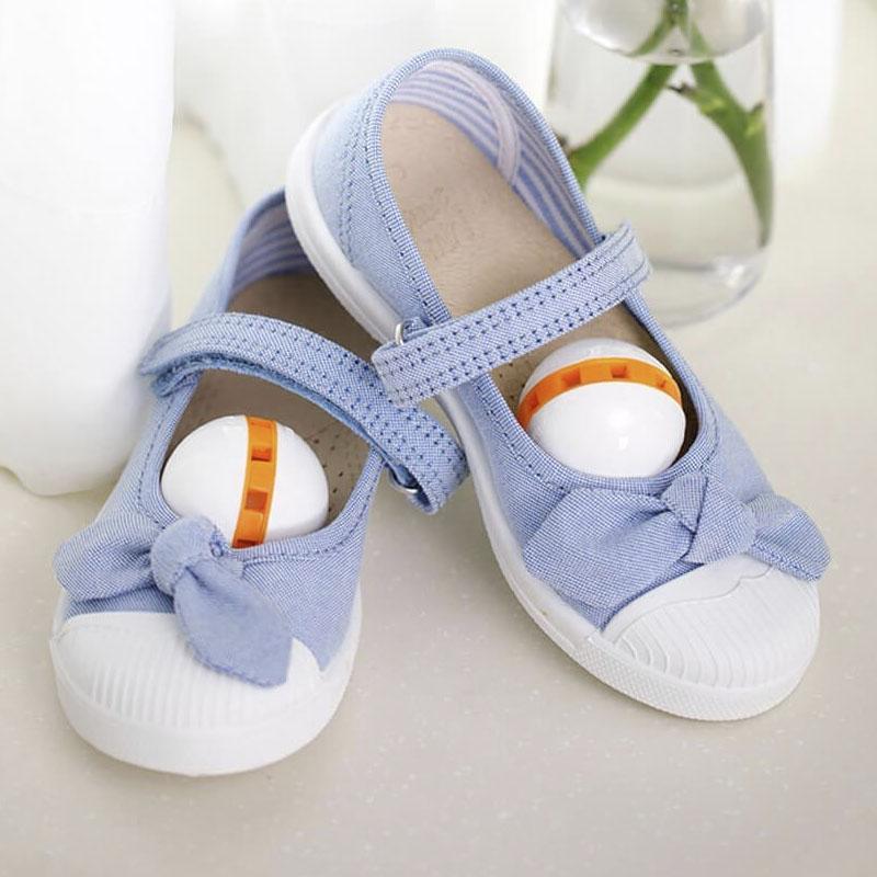 Оригинальный Xiaomi Youpin Clean Fresh обувь Дезодорант Dry Дезодорант Фильтрующие Переключатель Шаровые обувь Eliminator для дома Обувь C3
