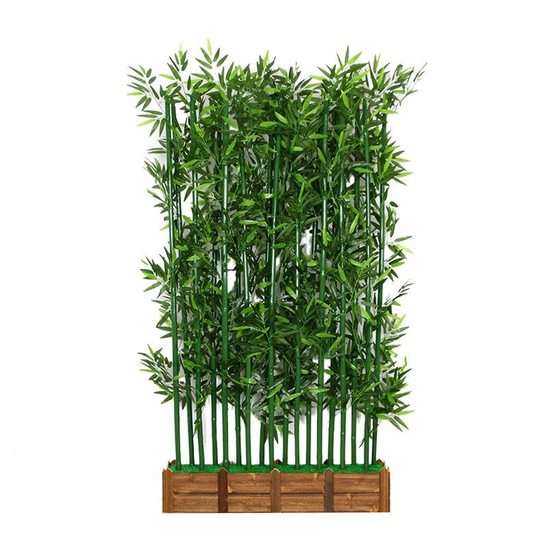 2020 Artificial Plants 200cm 250cm Encrypted Fake Bamboo Plant