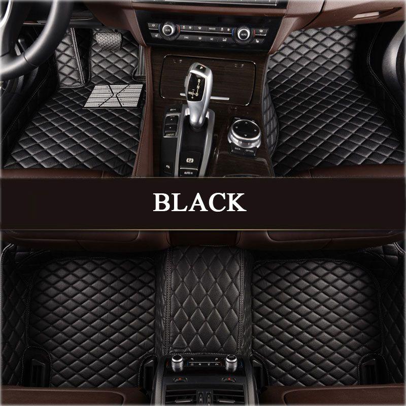 Özel fit Renault Scenic Fluence Koleos için araba paspaslar Laguna Megane cc Tılsım 3D araba styling halı kat liner