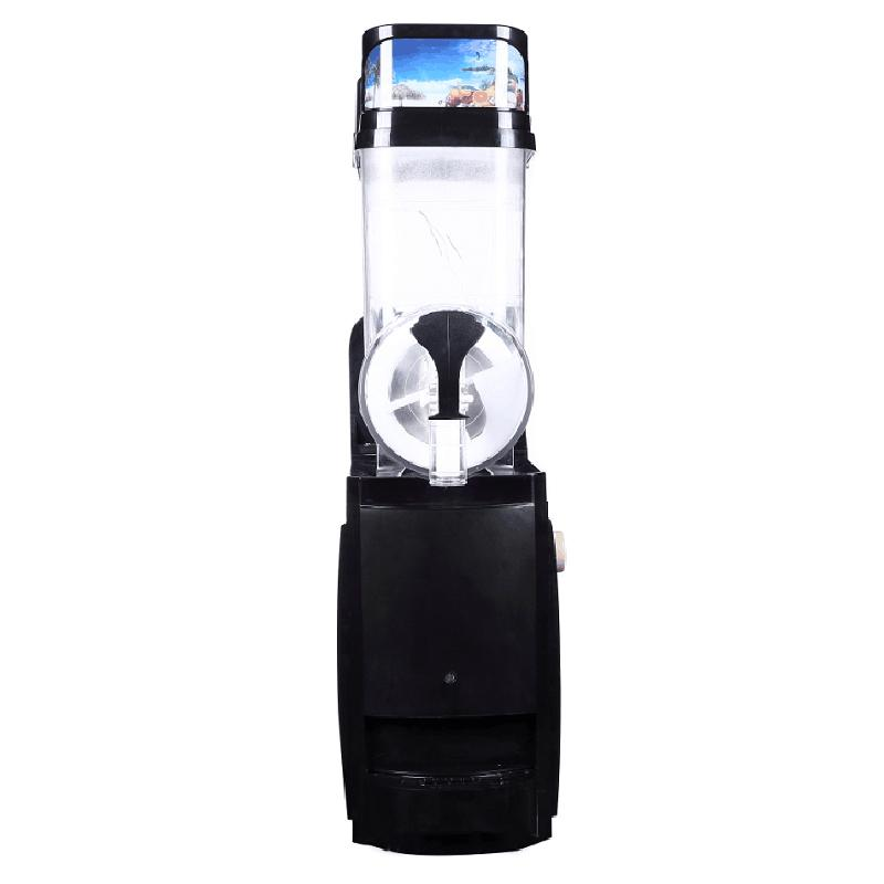 2020 new summer hot sale commercial hot sale snow melting ice and snow machine dual-use single barrel ice machine