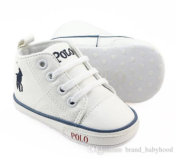 HOT جديد جدي رياضة الأطفال عارضة أحذية الأطفال أحذية رياضية / الأولى حمالات عدم الانزلاق طفل لينة الطفل السفلي بنين بنات أحذية B2021