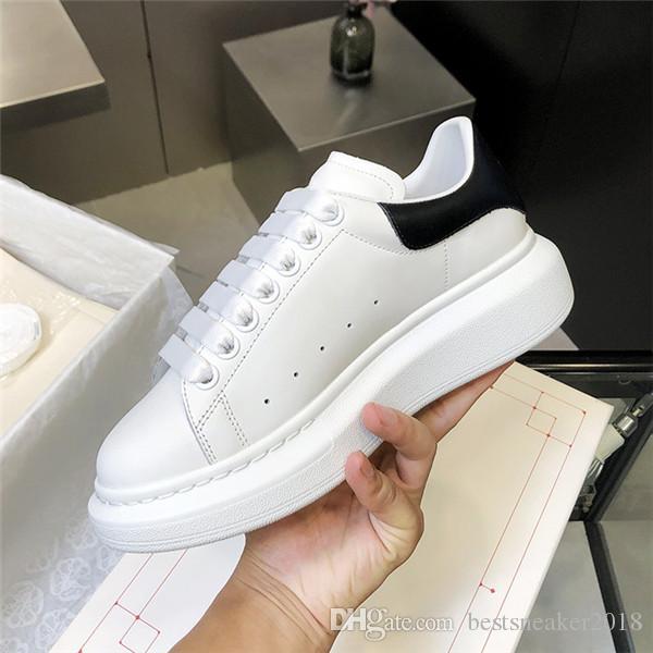 2020 Şık Ucuz Erkekler Kadınlar Sneaker Günlük Ayakkabılar En Kaliteli Gerçek Deri Sneaker İtalya Ayakkabı Kadife Sneakers Chaussures