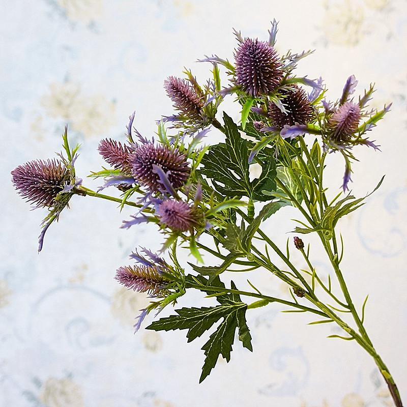 branche de petits fruits Fleurs artificielles réel à la recherche pour la fleur décoration de mariage plastique fausse fleur décor automne artificielle de Noël