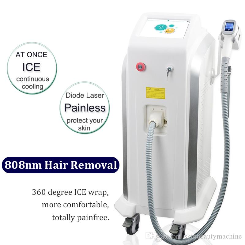 Professional Full Body Hair Removal Alexandrite Laser ...