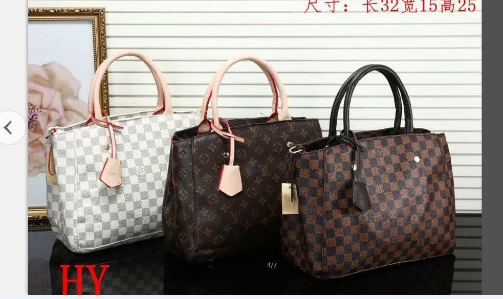 Borsa spalla alta borse frizione Borse nuovo colore di colpo borse Ling griglia Messenger pacchetto catena di borsa semplice croce di corpo A12