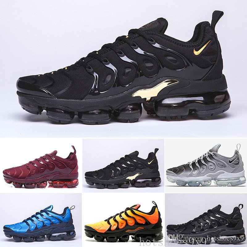 New Mens Shoe Sneakers TN Plus