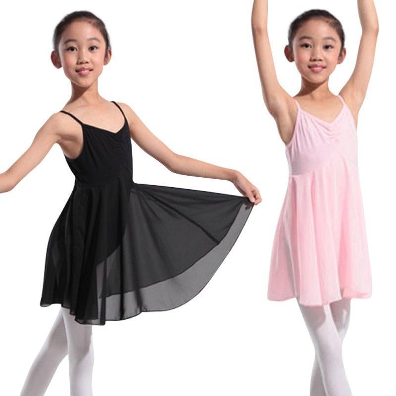 2-10T Girls Ballet Dress Kid Leotard Tutu Dance Wear Fashion Kids Ballet Costume Gymnastics Leotard Girl Dance Clothing For Girl