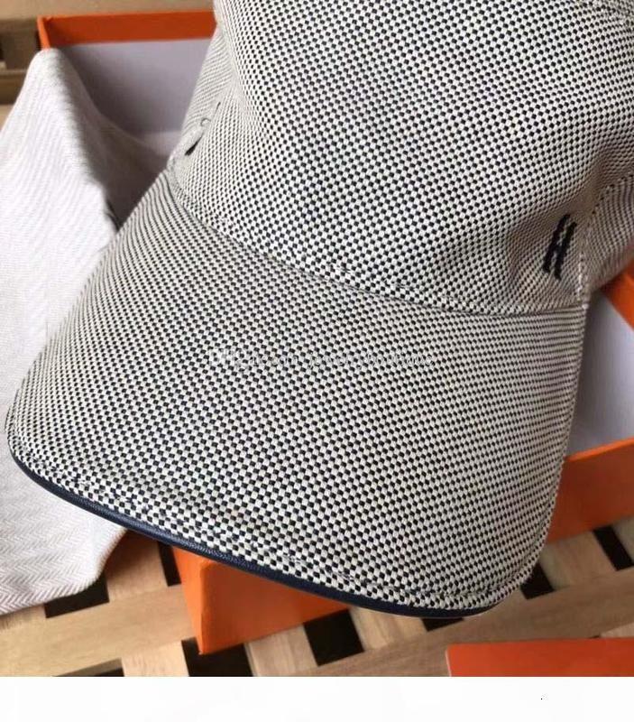 qualidade luxo tampas palavras moda padrão esportes ao ar livre chapéu designer de tampa de lazer beisebol com a caixa PS5802