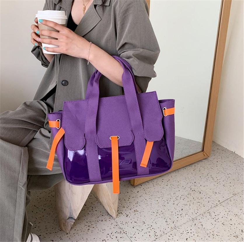 Gran Capacidad populares nuevo de la manera versátil de hombro Cruz Body Bags la bolsa de asas PH-CFY20051943