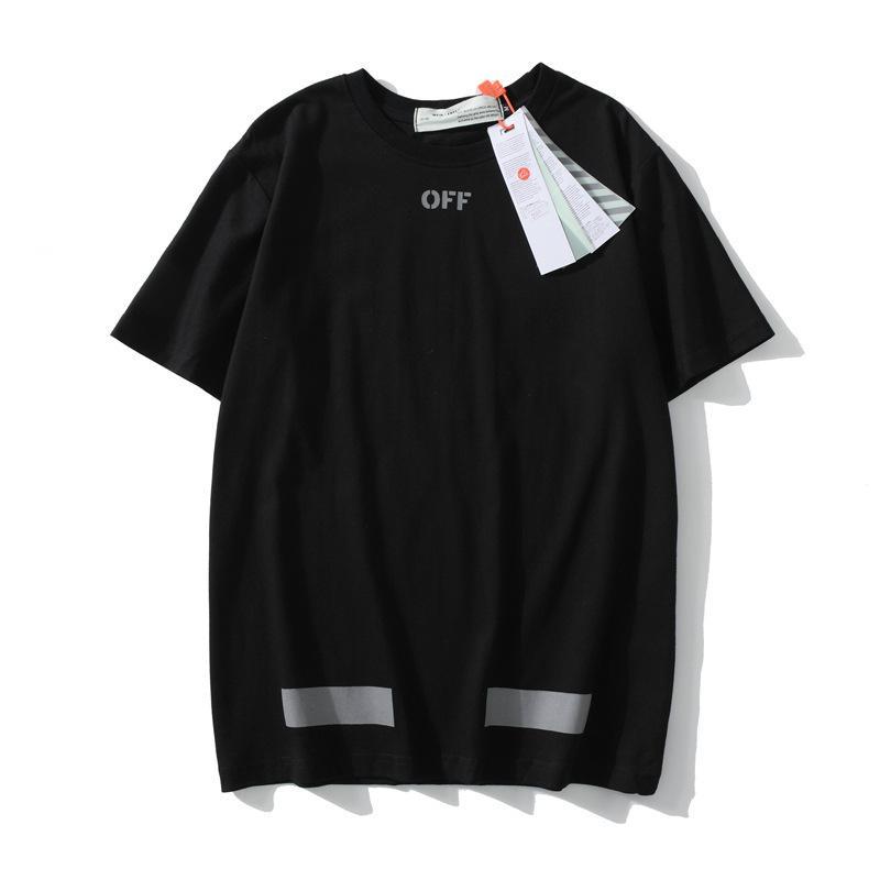 2020 hombres de alta calidad de manga corta de moda de verano camiseta casual cómodo cuello redondo camiseta ropa de moda VJZTKX1C