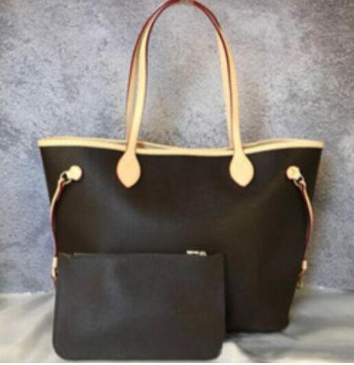 kese ile En kaliteli bayan hakiki oksitleyici Deri kadın büyük alışveriş çanta omuz çantası taşımak çanta