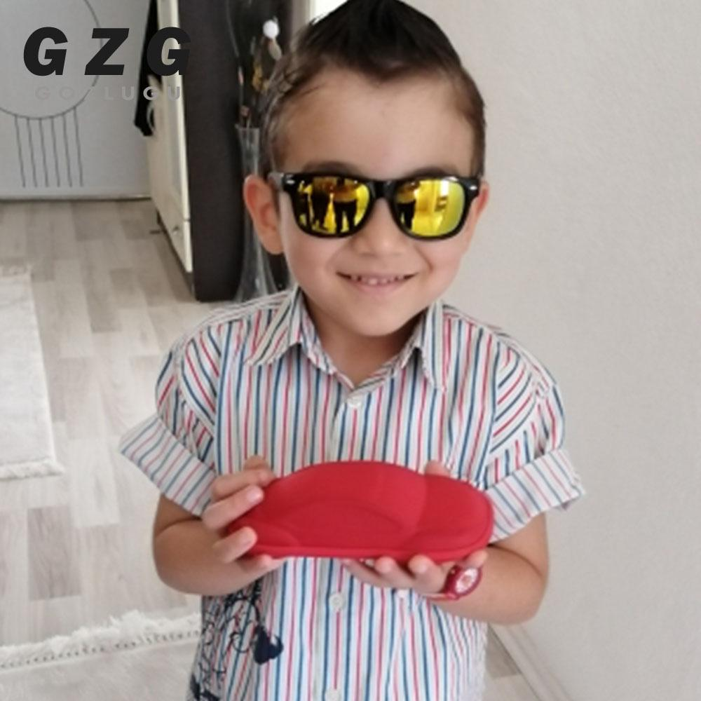 Toddler Children Boy Girl Fashion UV Protection Eyewear Sunglasses Goggles UV400