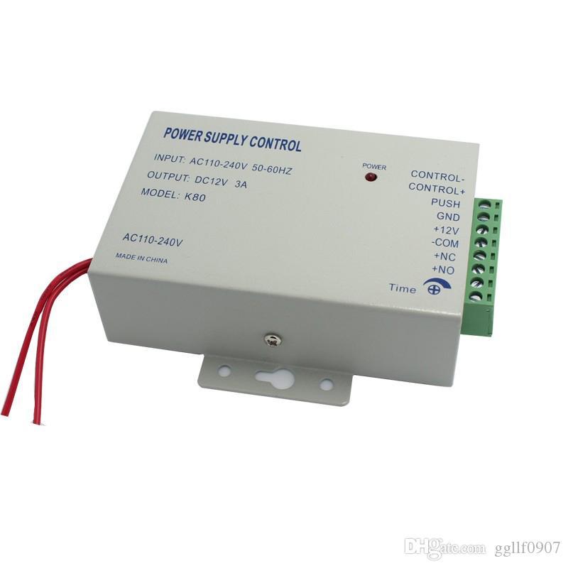 110-240V 3A Schalter Netzteil, Access Control Netzteil, min: 1St