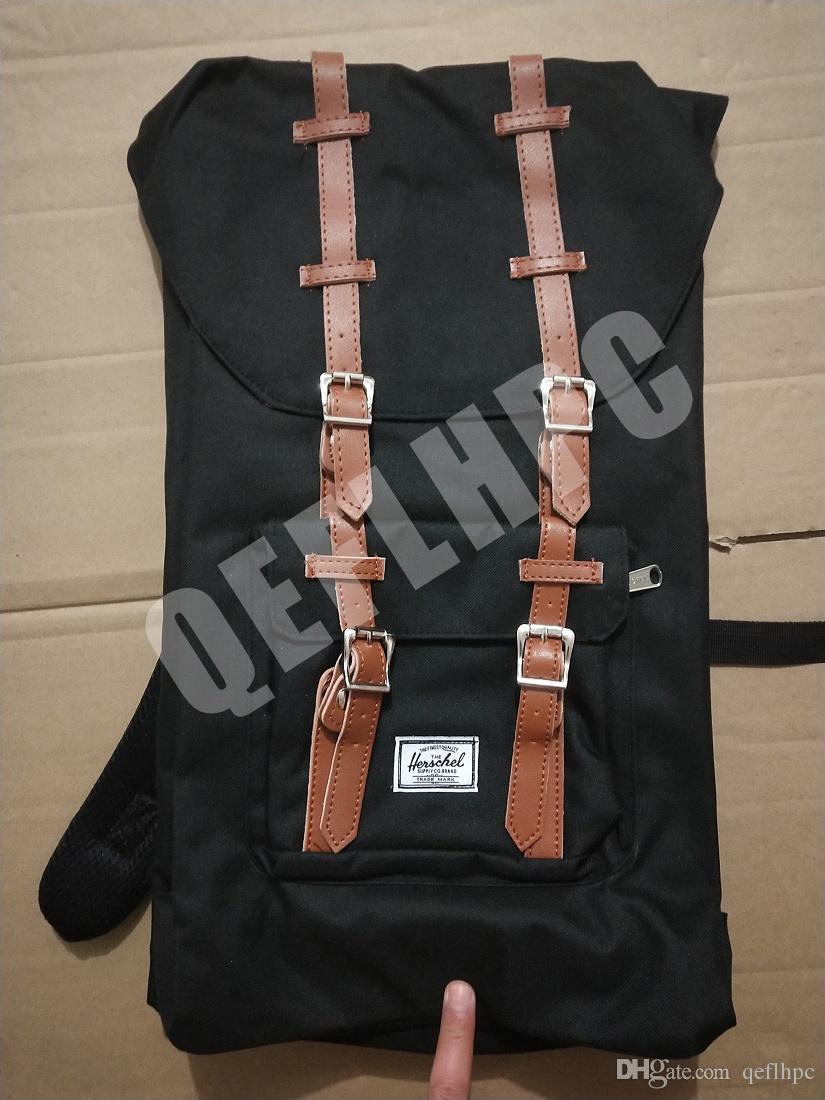 2019 Outdoors packs Backpack Fashion knapsack Computer package Big Canvas + nylon Handbag Travel bag Sport&Outdoor Packs Laptop bag Canada