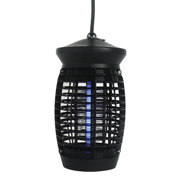 أسعار الجملة 365nm الأشعة UVA الكهربائية البعوض القاتل آلة الحشرات مصباح القاتل لفي الأماكن المغلقة في الهواء الطلق تحلق الآفات جاذبة