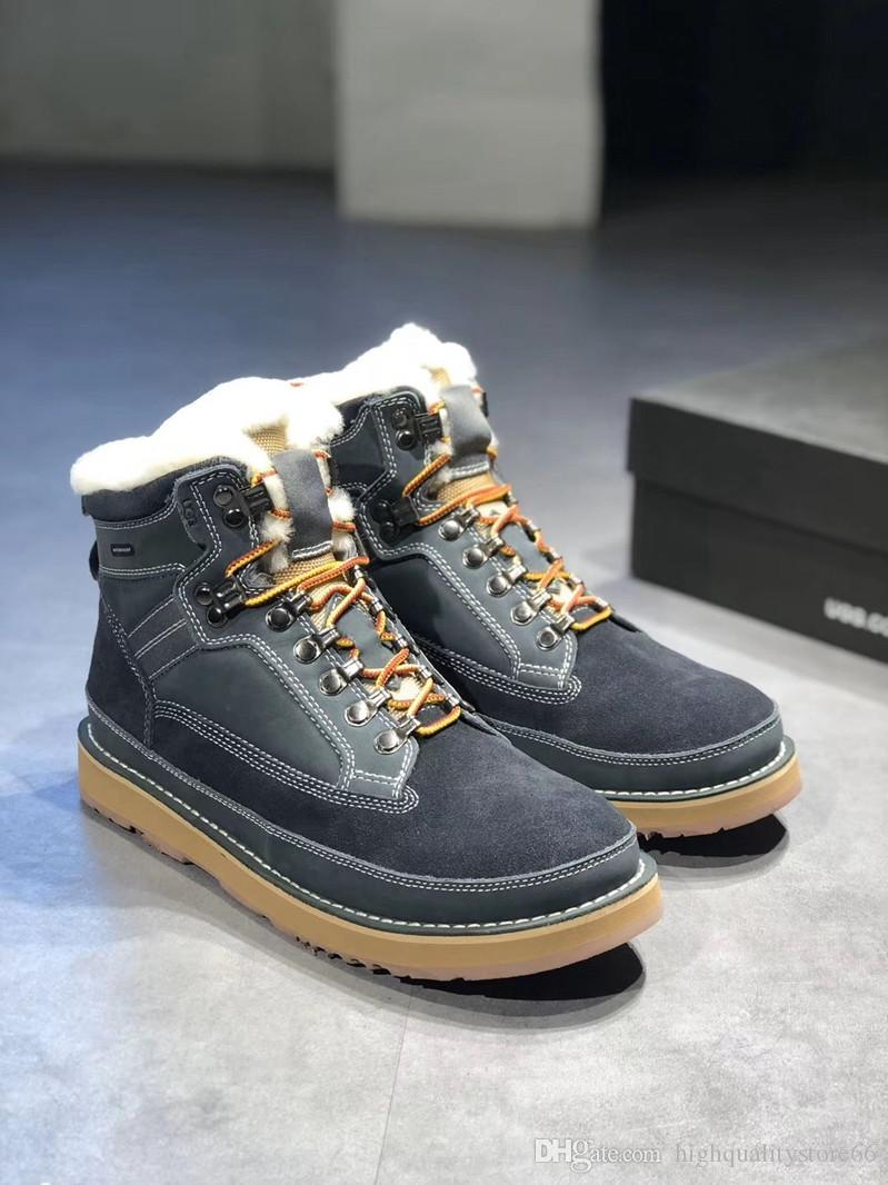 Novos alta ajuda quentes novas altas homens e mulheres de alta qualidade sapatos Hannen BOOT sapatos casuais homens e mulheres sapatos de borracha leve ocasional 38-44