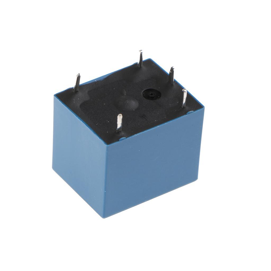 10pcs srd-05vdc-sl-c dc 5v 10a rating bobina spdt relè di potenza in