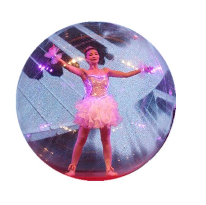 2M جودة عالية كرات المياه المشي نفخ PVC زورب الكرة فقاعة عملاقة كرات الرقص العائمة لعبة زيبر المستوردة من ألمانيا