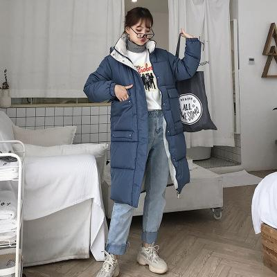 Dames Marque Designer Casual Long manteau coupe-vent Veste Gardez chaud épais Ourwear d'hiver Manteaux oversize Vente chaude nouveaux 4color 2020