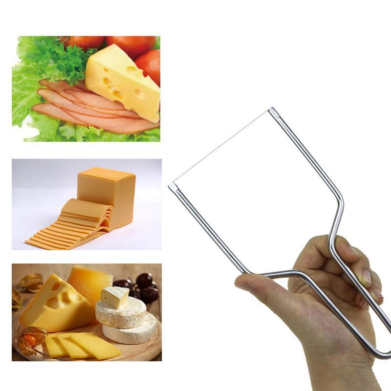 Paslanmaz Çelik Çevre dostu Peynir Dilimleme Tereyağı Kesici Bıçak Kurulu Mutfak Aletleri